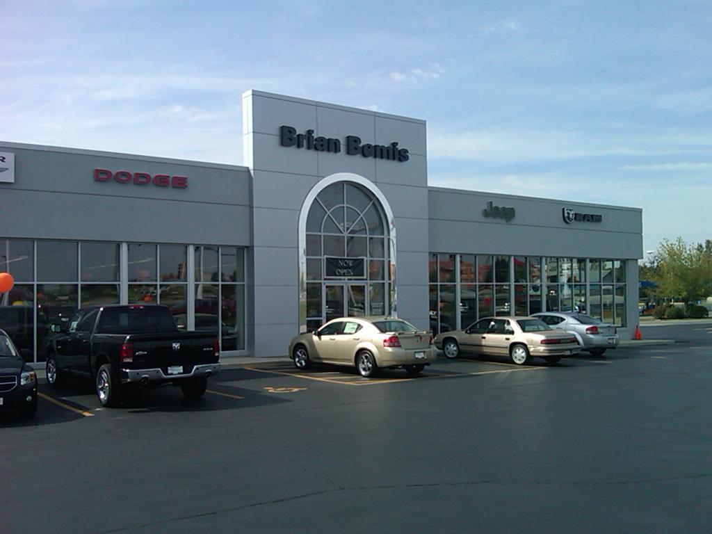 Brian Bemis Chrysler Dodge Jeep